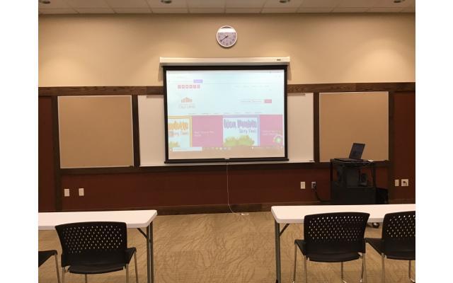 Wea Branch Meeting Room