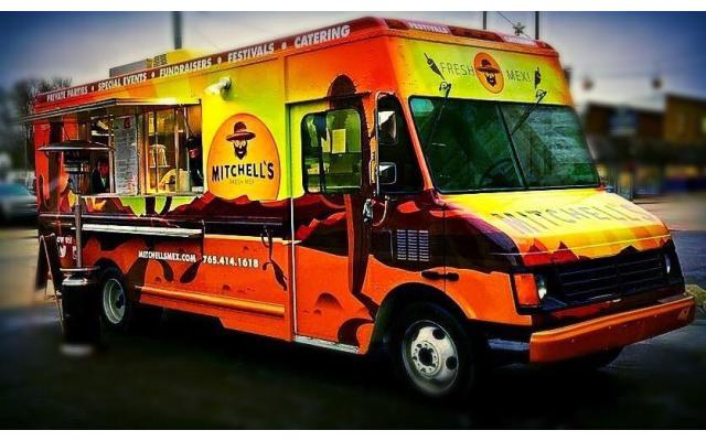 Mitchell's Mexican Food Truck