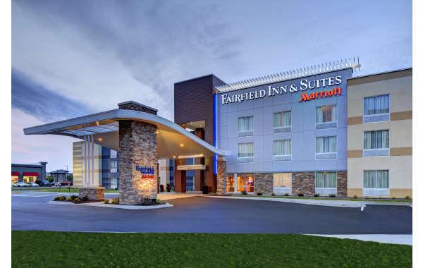 Fairfield Inn & Suites by Marriott - Madison West