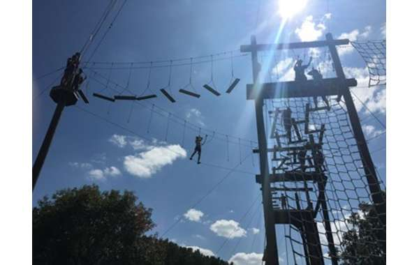 Madison College Challenge Course