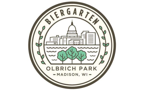 The Biergarten at Olbrich Park