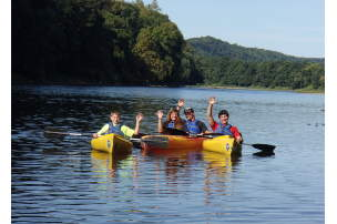 Tubing & Rafting   Pocono Mountains Water Recreation