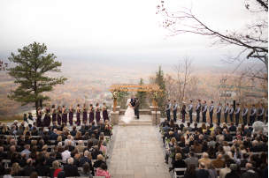 Wedding Locations in the Pocono Mountains