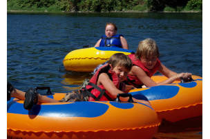 Tubing & Rafting | Pocono Mountains Water Recreation