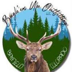 Bugle Em Up Outfitters Logo