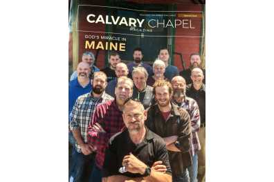Maine Church Plant Pastors