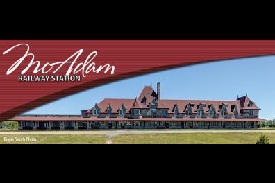 McAdam Railway Station