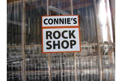 Connie's Rock Shop