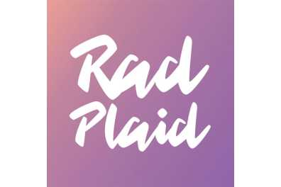 Rad Plaid Logo