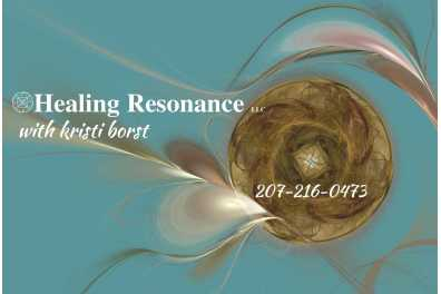 Healing Resonance llc with Kristi Borst