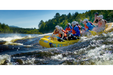 AAA Whitewater Rafting