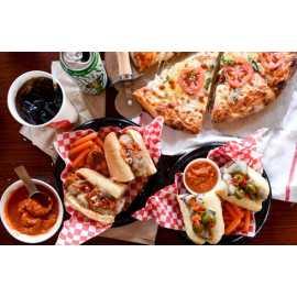 Stone Haus Pizzeria & Creamery