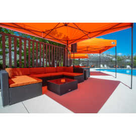 Cabanas at Wendover Nugget Pool