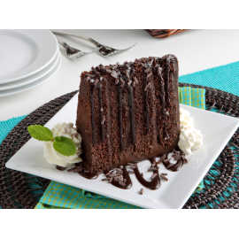 Chocolate Midnight Cake