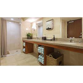 Spa Bathroom Changing Room