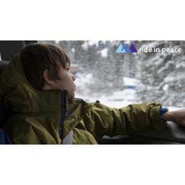 Kid in Van