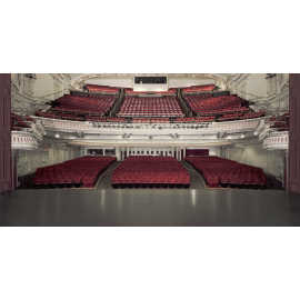Capitol Theatre Stage to House