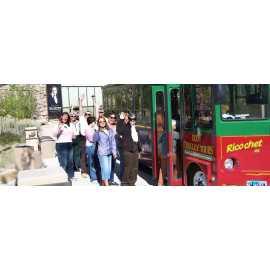 Cody Trolley Tour