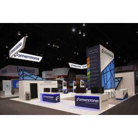 Cornerstone 30x40 Booth