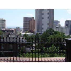 View of Downtown Salt Lake City