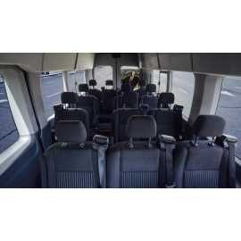 Ford Transit Inside