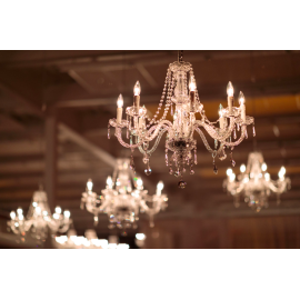 Chandeliers Galore