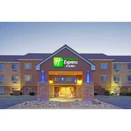 Exterior for the Holiday Inn Express & Suites, Sandy Utah
