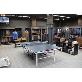 Store Interior: Ping Pong Table