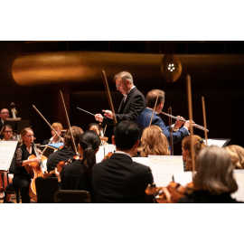 Orchestra at Abravanel Hall Salt Lake City