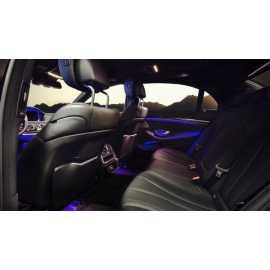 Mercedes Class Inside
