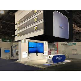 mistbox 20x20 booth