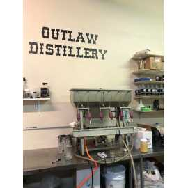 Outlaw Distillery Tours