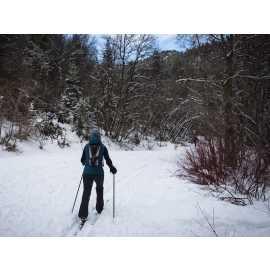 Millcreek Canyon Nordic Skiing