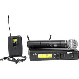 Wireless Microphone and Lavalier