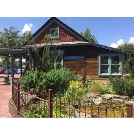 Locally-owned Shops at Utah's Gardner Village