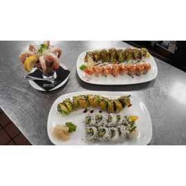Sushi & Shrimp