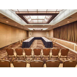 Meeting Room U-Shape Setting