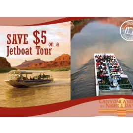 $5 Off Any Jetboat