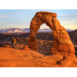 Delicate Arch •Arches National Park