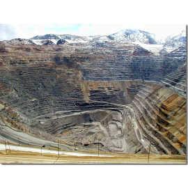 Kennecott Copper Mine