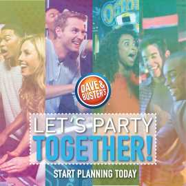Plan Your Event Now!