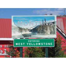 WEST YELLOWSTONE CHAMBER OF COMMERCE
