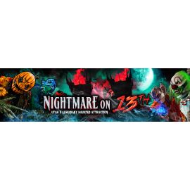 Nightmare on 13th Utah Legendary Haunted Attraction