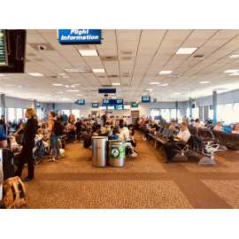 Salt Lake City International Airport - SLC_0