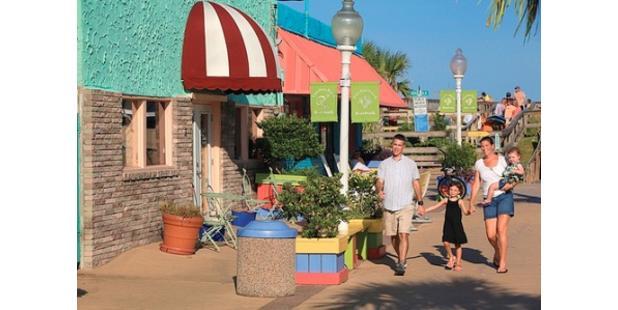 Carolina Beach Boardwalk