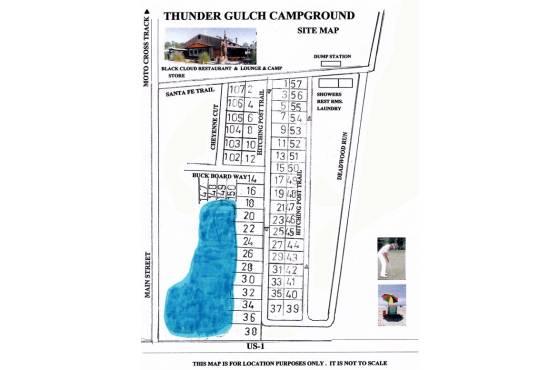 Thunder Gulch Campground Bunnell Fl 32110