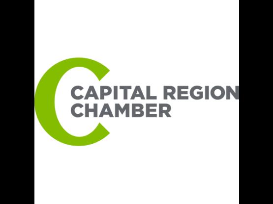 Capital Region Chamber logo
