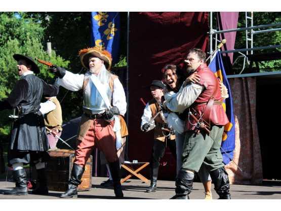 Saratoga Shakespeare Co. Cyrano de Bergerac
