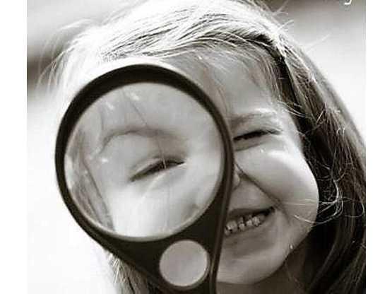Children's Museum Magnifying Glass