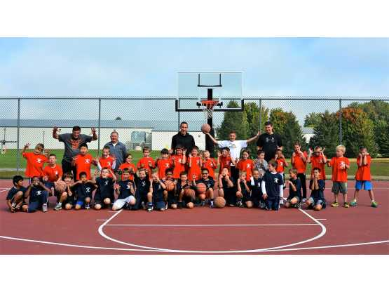 Clifton Common Basketball Team